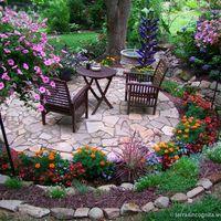 Ovis mese - Egy nyári nap a kertben