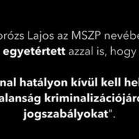 A határidő lejárt - nyílt levél Korózs Lajosnak és az MSZP-nek