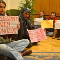 The rule of law has prevailed!  The Hungarian Constitutional Court struck down on the criminalization of homelessness
