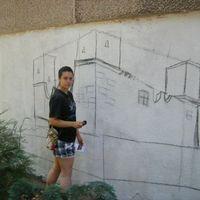 Ismét egy lakóközösség festett házfalat