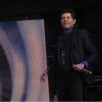Avraam Russo Asztanban (Kazahsztán)