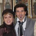 Avraam Rousso az ukrán Tv Közel az emberekhez c. műsorában