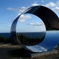 Kiállítás a tengerparton - Sculptures by the sea, Sydney (2013.11.04)