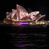 Fesd át a várost - Vivid Sydney 2014