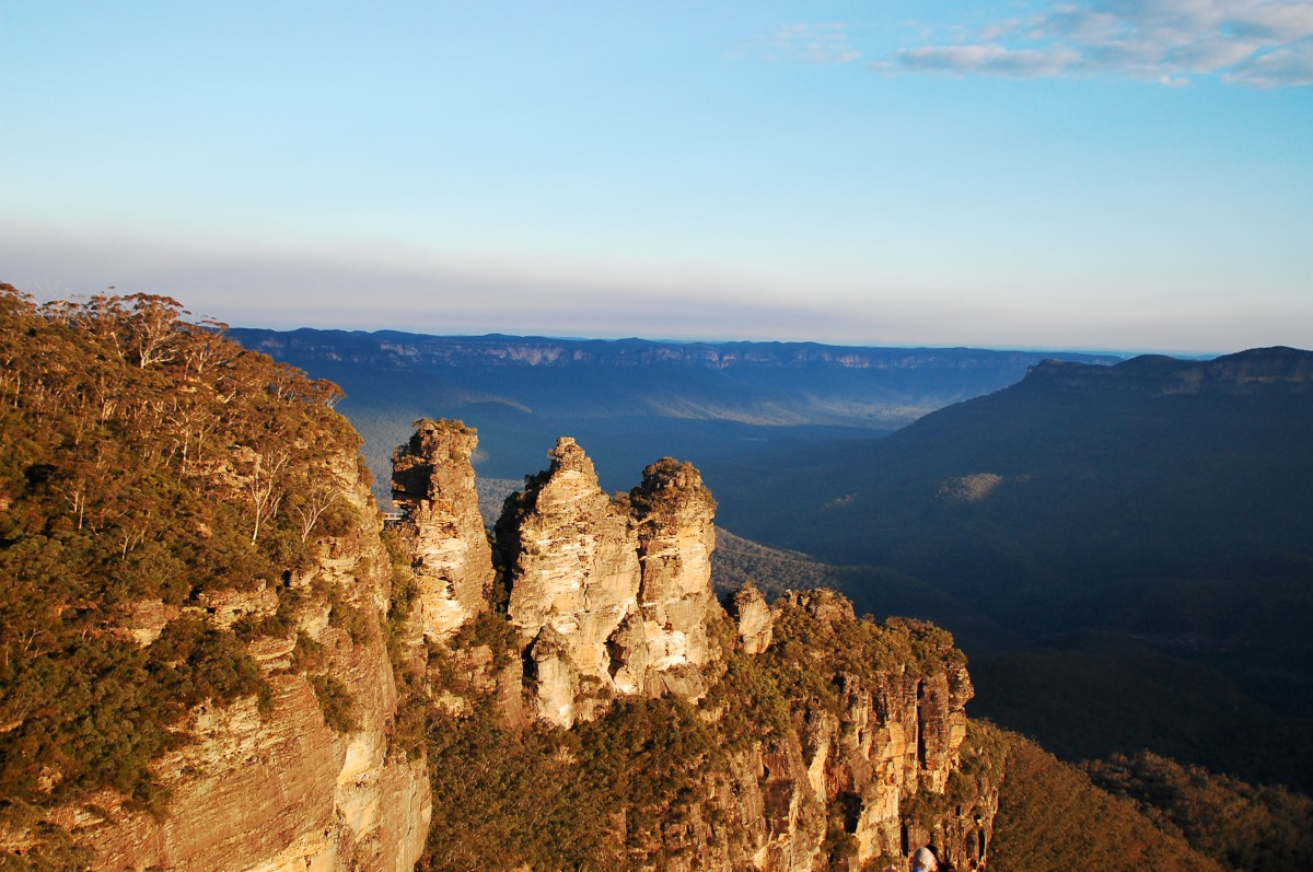 3 sisters a Blue Mountains-ban