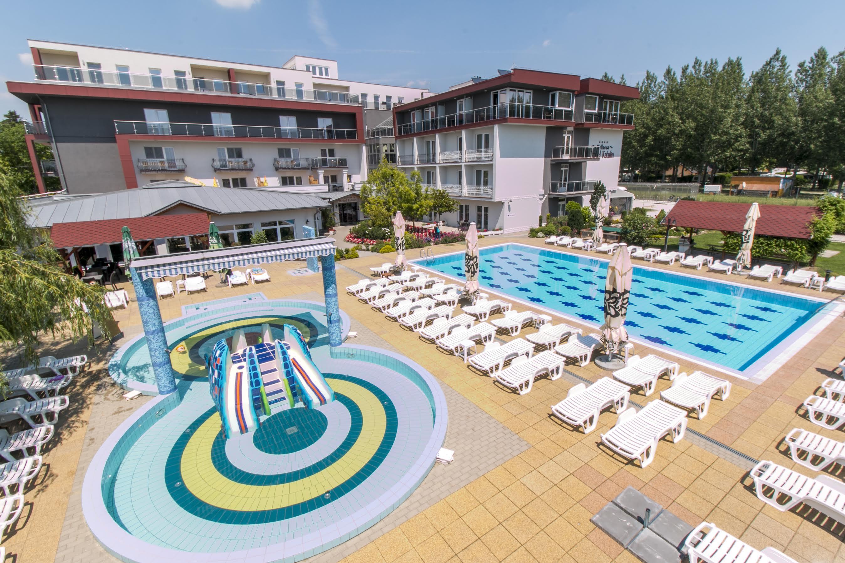 Wellneb Hotel Katalin