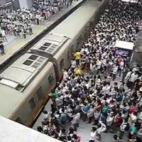 Videó: sokan vannak Pekingben