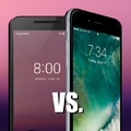 Android vs iPhone performansz!