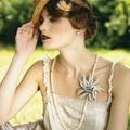 Elegáns fonálékszerek találkozása gyönyörű vintage ruhákkal a Gellért-hegyen