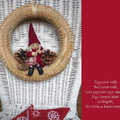 Koszorú-riszájkling, avagy manók, koboldok és muklák karácsonya