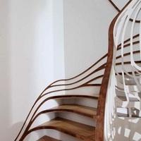 Dizájnos lépcső