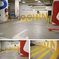 Poénos parkolóházi illúzió