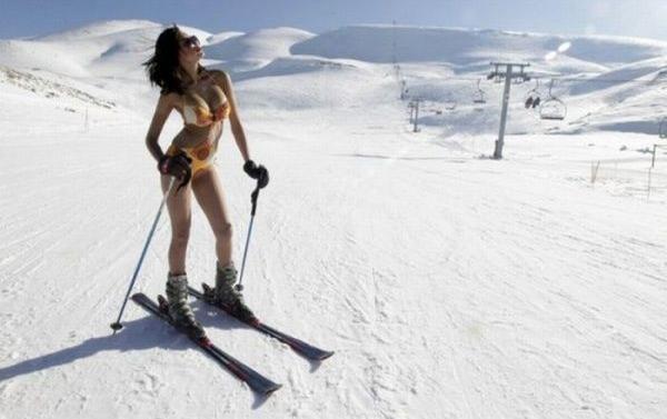 facebook dating Ski