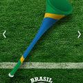 Trendi: Vuvuzela a zsebben