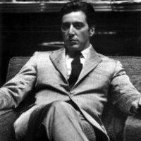 Michael Corleone tribute