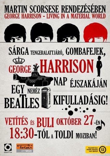 Beatles-est a Toldi Moziban