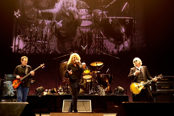 Led Zeppelin koncert a Corvinban
