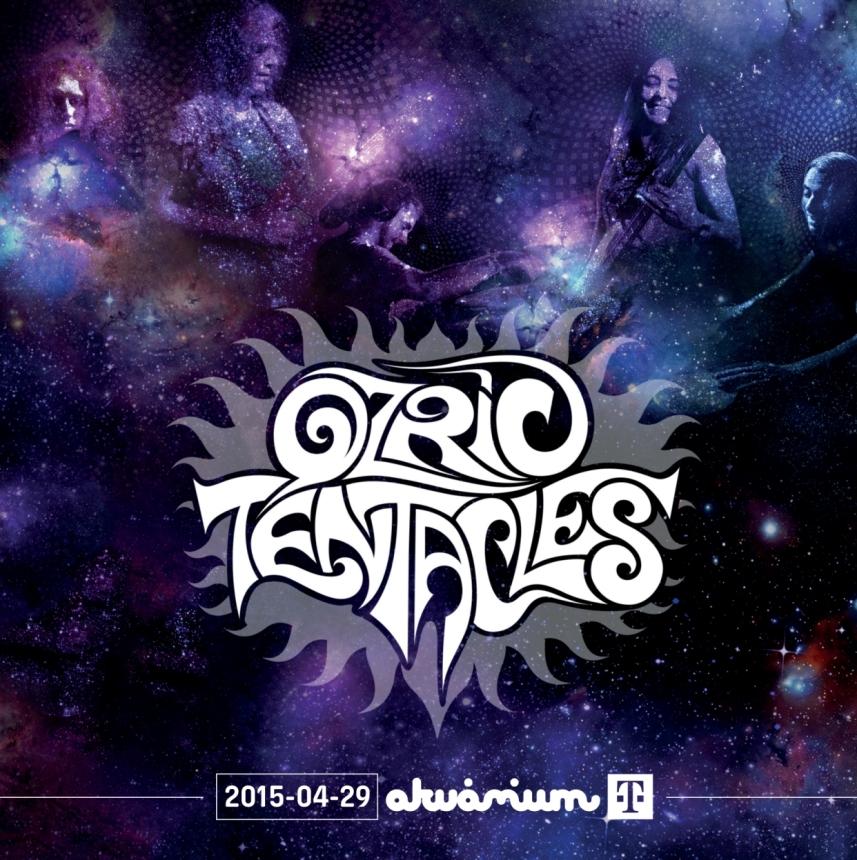 Ozric Tentacles az Akváriumban