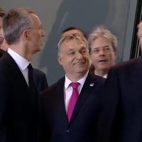 Trump pofára ejtette Orbánt - de Szijjártó szerint ez a tisztelet jele