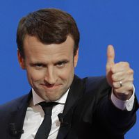 Macron mégsem jön Budapestre