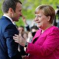 Merkel szerint Macronnak igaza volt, amikor helyre tette Orbánt és Kaczynskit