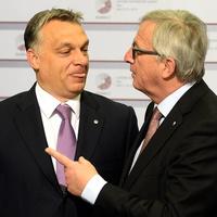 Juncker meg akarja beszélni Orbánnal, hogy is van az, hogy Magyarország nem tesz eleget az Európai Bíróság döntésének
