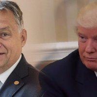 Orbán és Trump agya hasonló rugóra jár, csak Magyarország kicsi