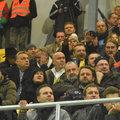 Orbán, Hernádi és Csetényi átrándultak Dunaszerdahelyre meccset nézni
