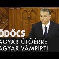 Bödőcs ezért még megüti a bokáját - csúnyán kigúnyolta Orbánt