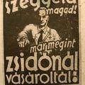 Göbbels sírna örömében - náci kampány Magyarországon