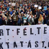 A CEU-tüntetés híre bejárta a világot, újabb pofon a kormánynak