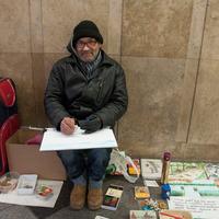 A hajléktalan az új migráns
