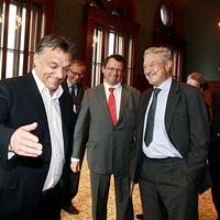 Kiretusálták Orbánt Soros mellől: a Fidesz mostantól soha nem állt Soros oldalán