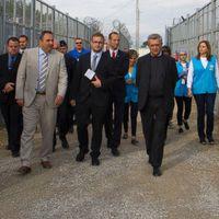 """ENSZ-főbiztos: """"Menedéket kérni nem bűncselekmény"""""""