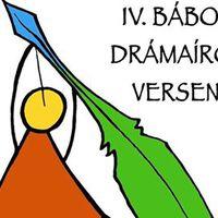IV. BÁBOS DRÁMAÍRÓ VERSENY