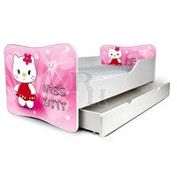 Noby gyerekágy, kiságy  a Hello Kitty rajongóknak ! Ingyen kiszállítás az ország egész területén, előre utalás esetén.