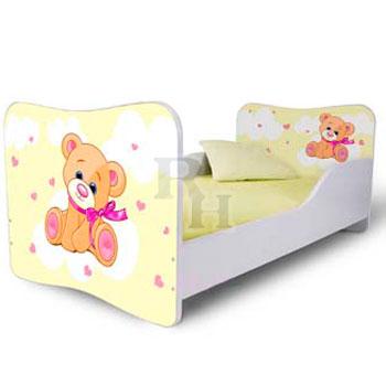 maci sárga Noby  lányos gyerekágy,kiságy.jpg