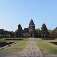 A khmer hagyatékok Thaiföldön: Phimai