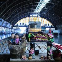 Nem messze Bangkoktól: Ayutthaya