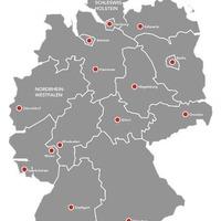Az utolsó két tartományi választás a Bundestagswahl előtt