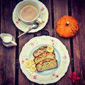 Banánkenyér/Banana bread #banana #bananabread #hazelnut #homemade #homebaked #pumpkin #coffee #foodporn #foodlover #fooddesign #foodstagram #instagood #instafood #instahun #pastrychef #autumn #breakfast #mutimiteszel #mutimitsütsz #mik_gasztro #mik #bakeyoursmile #patakikerámia