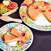 Vérnarancsos pite