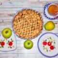 Almás-körtés pite