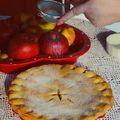 Almás pite/Apple pie