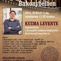 Áprilisi programok a Bakonyban