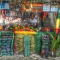 Édenkert a Seychelle-szigeteken