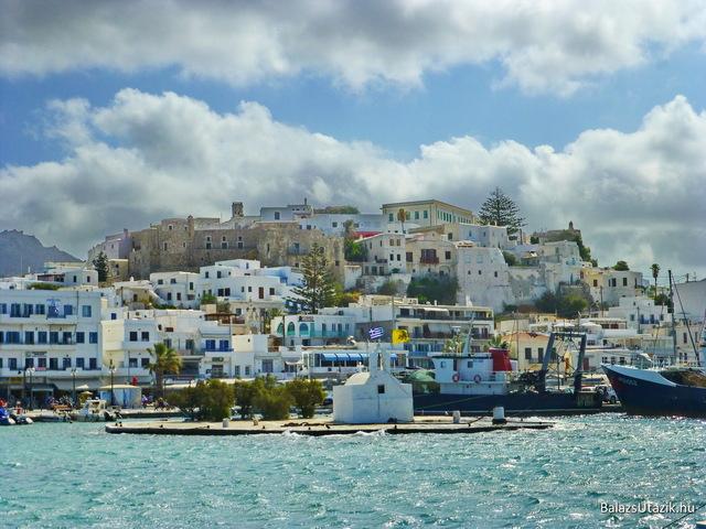 Egy görög sziget, ahonnan nem akarsz hazamenni: Naxos