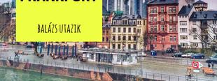 Hosszú a csatlakozás Frankfurtban? Tedd ezt!