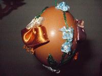 Hímzett tojás
