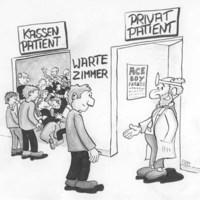 A német egészségügy